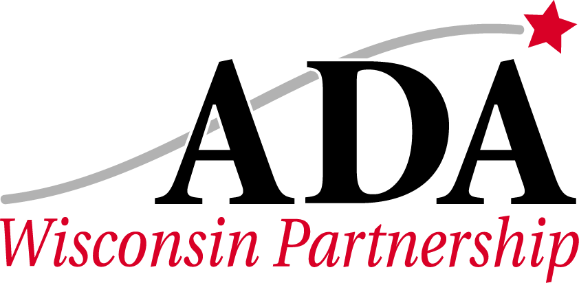 ADA Wisconsin Partnership Logo